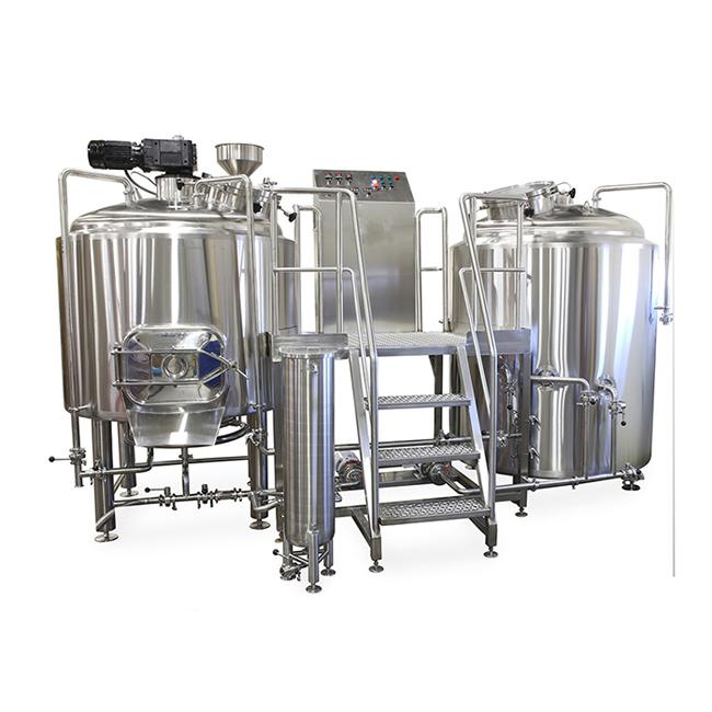 啤酒厂生产设备